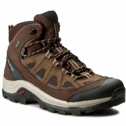 Passion Sport & Aventure Magasin Sport Rennes AUTHENTIC LTR GTX Men Marron 41