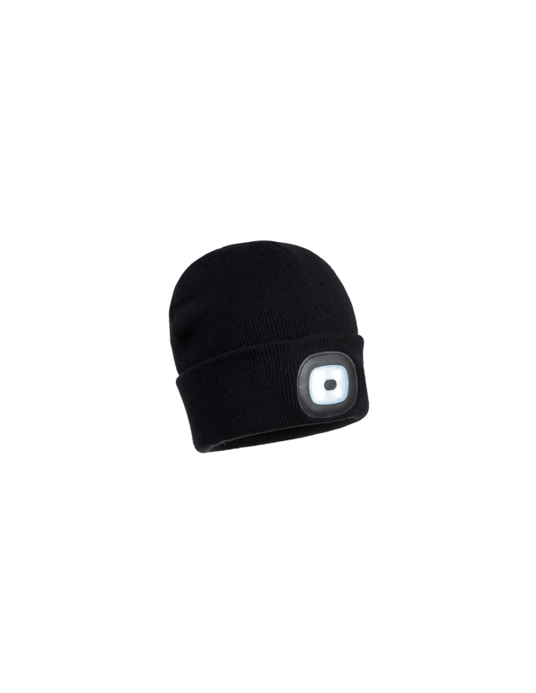 Passion Sport & Aventure Magasin Sport Rennes Bonnet.Light.150.Lumens.Rechge.Black 49
