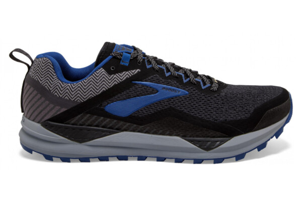 Passion Sport & Aventure Magasin Sport Rennes CASCADIA GTX 14 Men Black Grey Blue 69