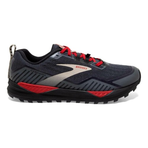 Passion Sport & Aventure Magasin Sport Rennes CASCADIA GTX 15 Men Black Grey Red 70