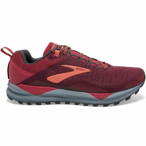Passion Sport & Aventure Magasin Sport Rennes Cascadia 14 W Rumba Red Teaberry Coral 66