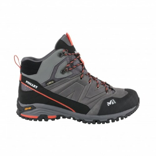 Passion Sport & Aventure Magasin Sport Rennes HIKE UP MID.GTX.Men Gris Orange 141