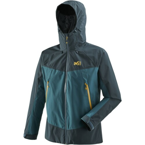 Passion Sport & Aventure Magasin Sport Rennes IRO JKT.Men Orion Blue Emerald 159