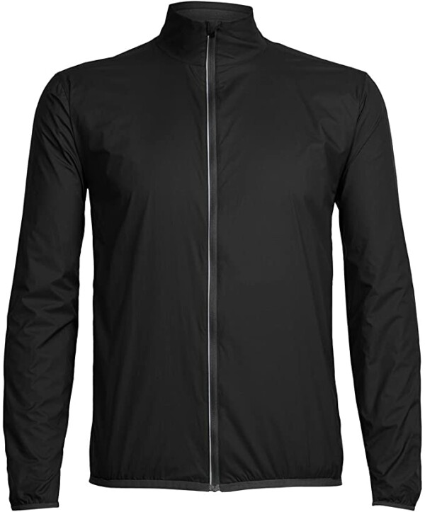 Passion Sport & Aventure Magasin Sport Rennes Incline Wind Man. LS ZIP. Black 155