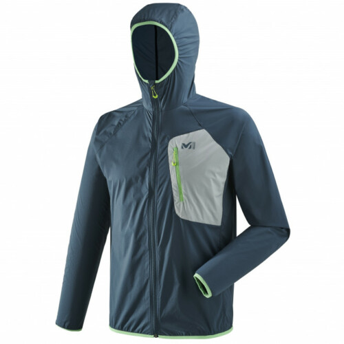 Passion Sport & Aventure Magasin Sport Rennes LTK AIR STRETCH.JKT.Men Orion Blue 199