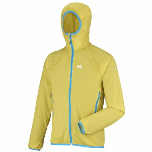 Passion Sport & Aventure Magasin Sport Rennes LTK AIR STRETCH.JKT.Men Yellow 200