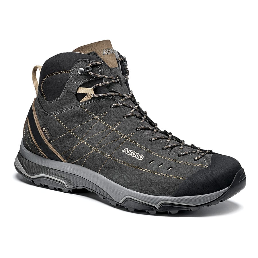 Passion Sport & Aventure Magasin Sport Rennes NUCLEON.MID.GTX.Men Gris Brown 239