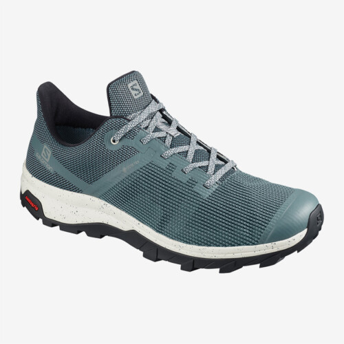 Passion Sport & Aventure Magasin Sport Rennes OUTLine.GTX Men Bleeu Gris 264
