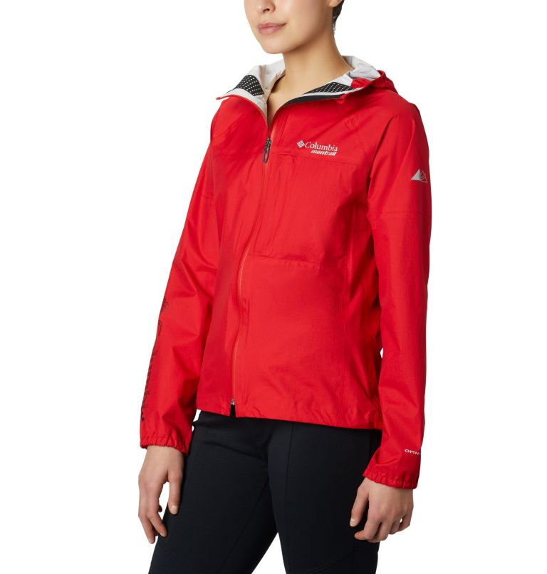 Passion Sport & Aventure Magasin Sport Rennes ROGUE Runner.Wind JKT.Wns Red 286