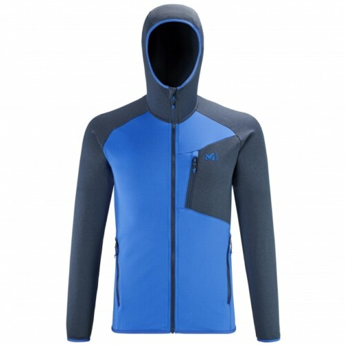 Passion Sport & Aventure Magasin Sport Rennes SENECA Techno HOODIE Men Orion Blue 312