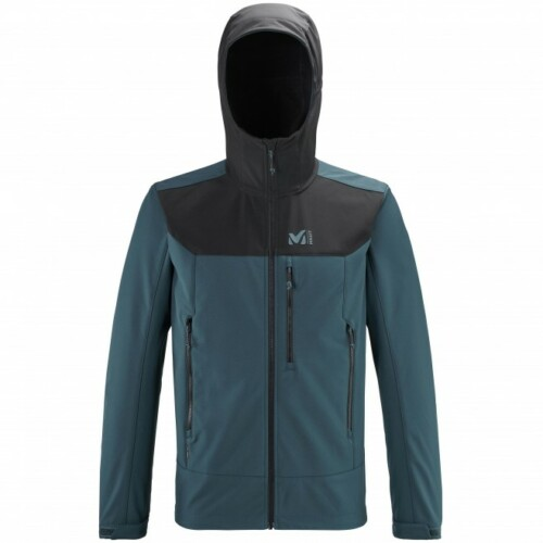 Passion Sport & Aventure Magasin Sport Rennes TAHOE STRETCH HOODIE JKT.Men Orion Blue 338
