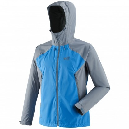 Passion Sport & Aventure Magasin Sport Rennes TAHOE STRETCH HOODIE JKT.Men Teal Blue 339