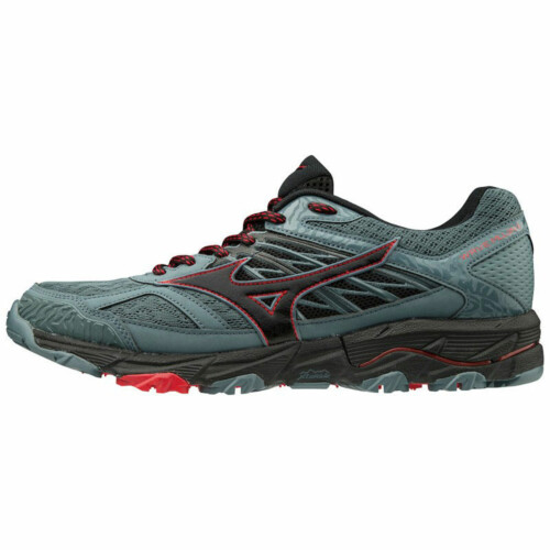 Passion Sport & Aventure Magasin Sport Rennes WAVE MUJIN 5 Men Tomato Blue Silver 378