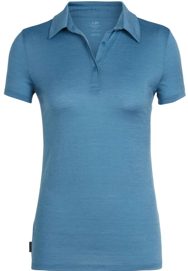 Passion Sport & Aventure Magasin Sport Rennes Wmns SPHERE SS POLO Thunder 398