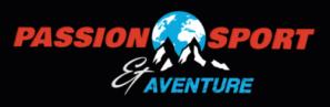 Passion Sport & Aventure Logo