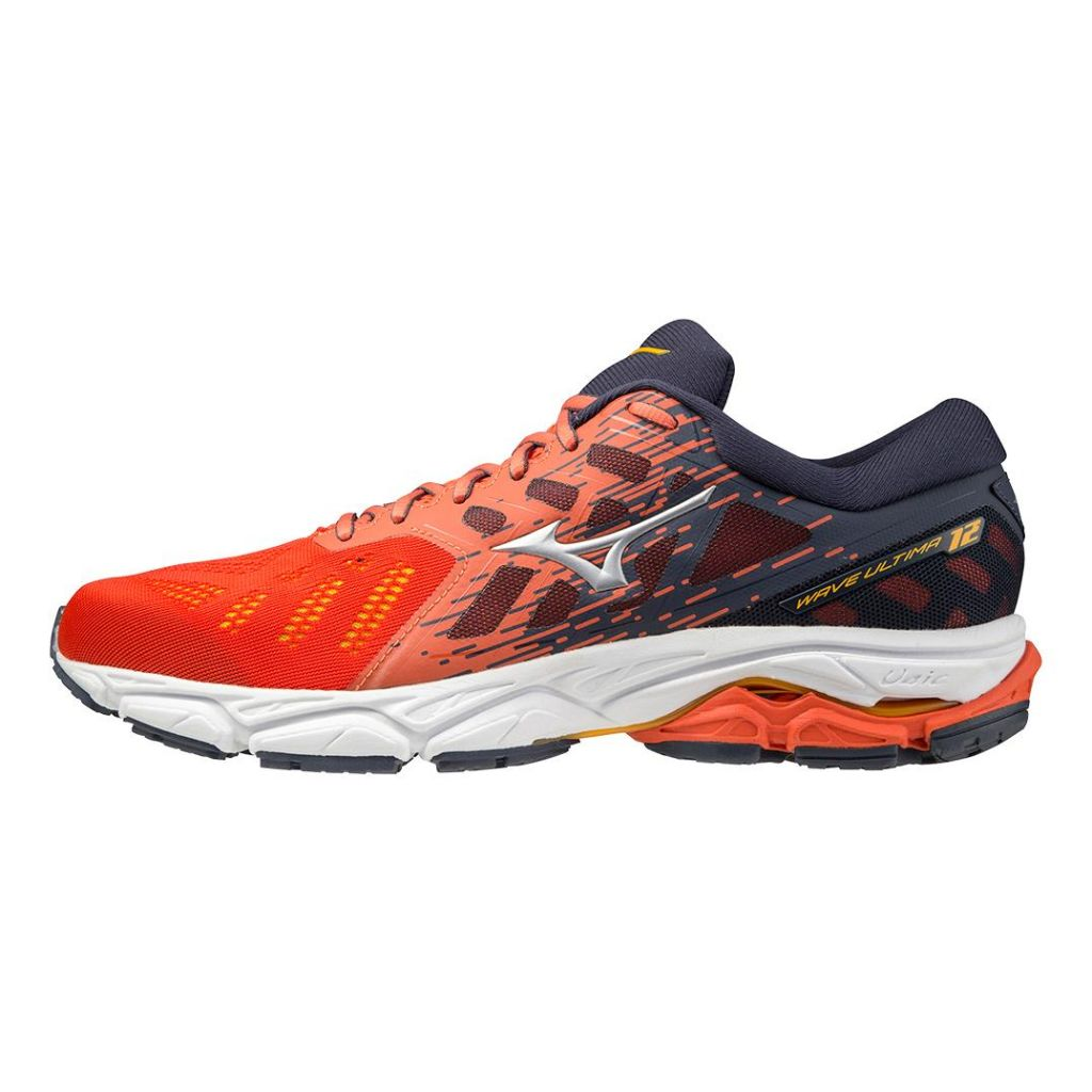 Passion Sport Amp Aventure Magasin Sport Rennes Mizuno Wave Ultima 12 Orange